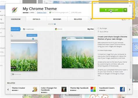 chrome theme creator app how to create google chrome themes