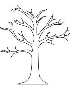 tree to color tree coloring pages dr