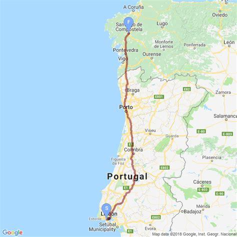 camino portugues portugal camino central camino portugu 233 s caminho
