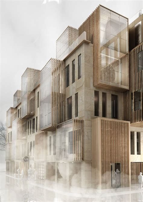architects design 17 best ideas about facades on pinterest facade design