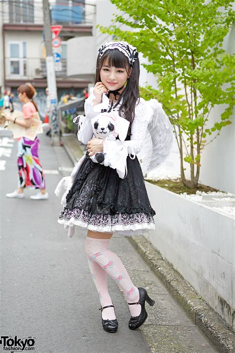 japanese style ls littleblack little asian