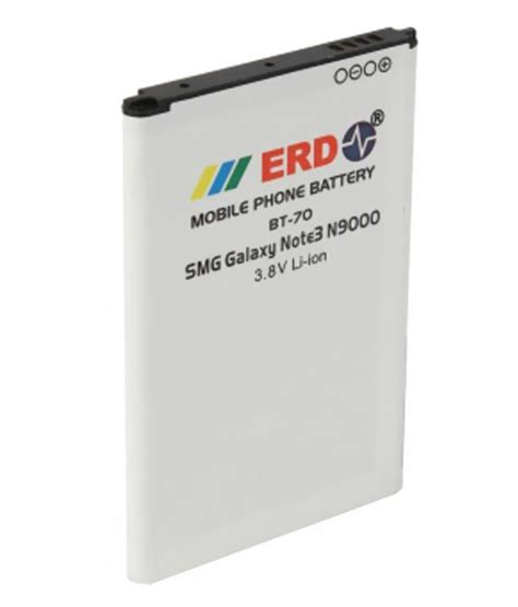 Battery Hippo Samsung Galaxy Note 3200 Mah Baterai N7000 erd bt 70 3200 mah lithium ion mobile battery for samsung galaxy note 3 n9000 batteries