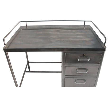 glass stainless steel desk deko stainless steel desk with deko stainless steel desk