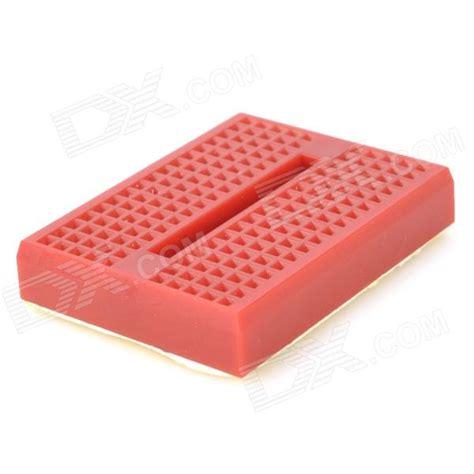 Syb 170 Small Breadboard Protoboard Projectboard syb 170 mini breadboard for diy project free shipping dealextreme