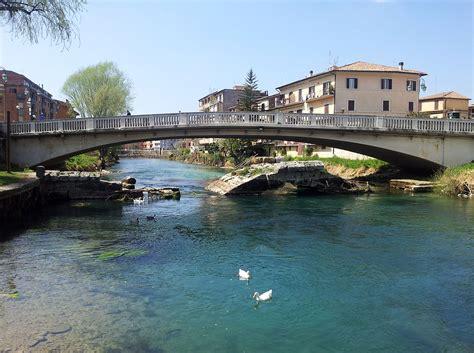 di rieti ponte romano di rieti