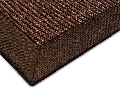 teppich sisal sisal teppich braun amazonas floordirekt de