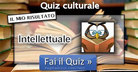 risultato test risultato test verifica livello culturale intellettuale