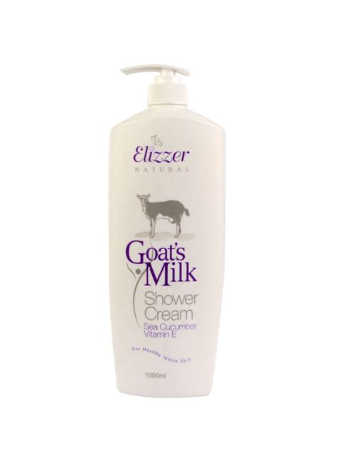 Sabun Badan Elizzer Shower Goat S Milk 500ml elizzer shower goat s milk btl 1000ml klikindomaret
