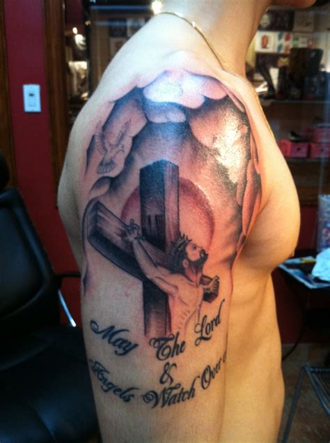 mens tattoo design religious tattoos designs ideas and meaning tattoos for you