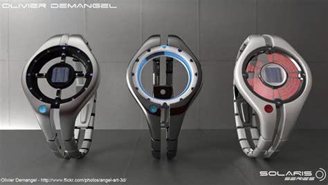 design concept watches solaris solar watch design concept gadgetsin