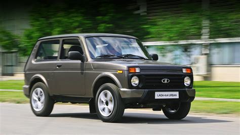 Lada Niva Car Lada Niva Breaks Cover Autoevolution