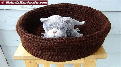 dog bed patterns dog bed crochet patterns patterns kid dog beds and costumes