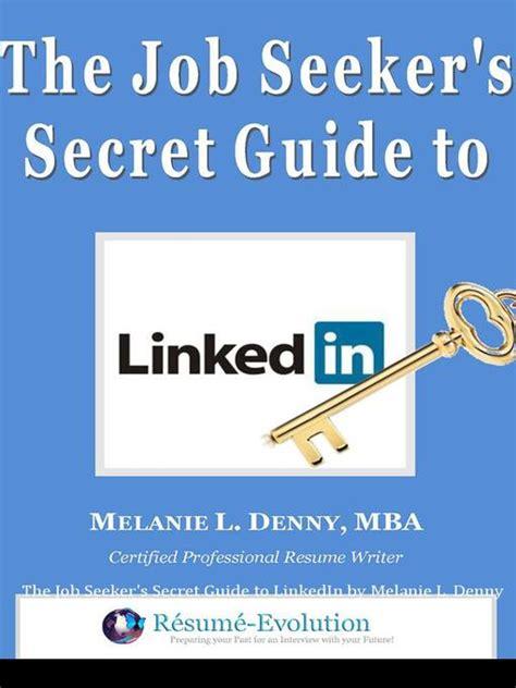 Linkedin Title For Mba Seeker by The Seeker S Secret Guide To Linkedin District Of