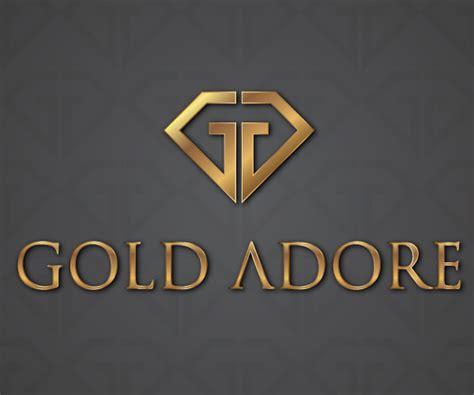 Design Logo Gold | 92 beautiful jewellery logo designs inspiration