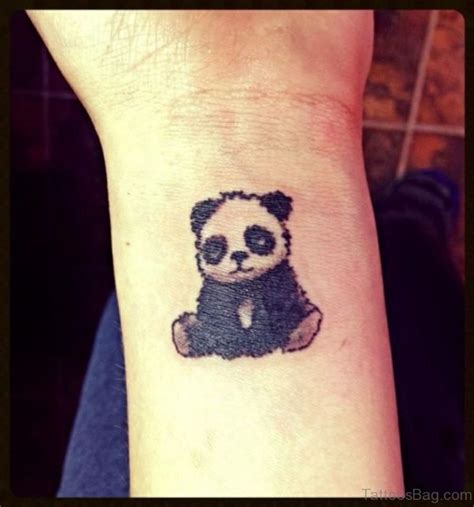28 small wrist tattoos 56 fantastic wrist 9 charming panda wrist tattoos