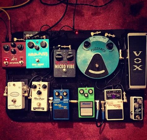 pedal  friday  josh scussell effects bay