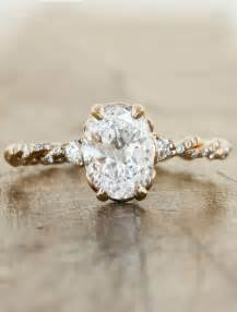 6 unique engagement rings just in time for engagement