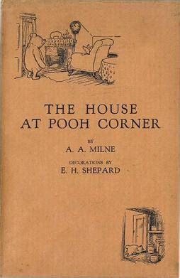 house on pooh corner the house at pooh corner wikipedia