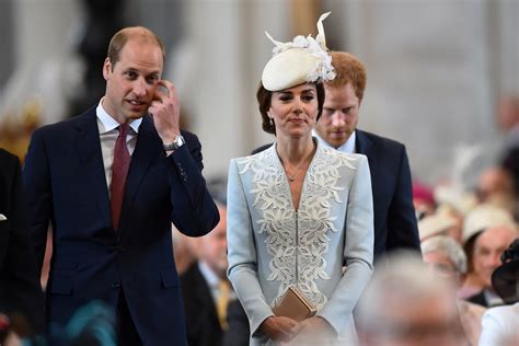 Kates All The News Today by Duke And Duchess Of Cambridge To Attend Service Of