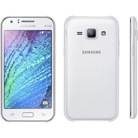 samsung galaxy j1 duos j100h dual sim 3g white unlocked mobile phone new ebay