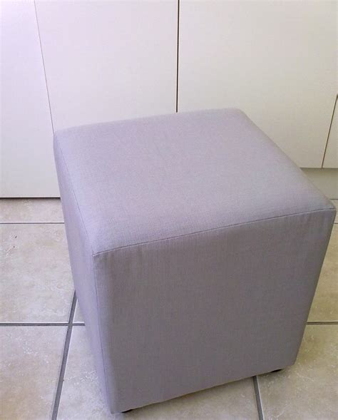 Reupholster Ottoman No Sew Reupholstering Ottoman The No Sew Way To Recover An Ottoman Suburble How To Reupholster A Wing