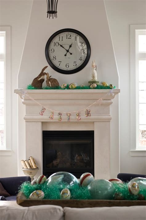 Easter Fireplace Decorations by 20 Easter Fireplace Mantel Decorations Godfather Style