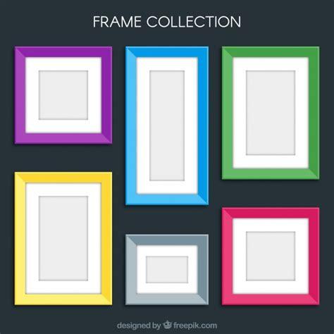Bonia 1515 Set 2 In 1 set de marcos coloridos de fotos en dise 241 o plano