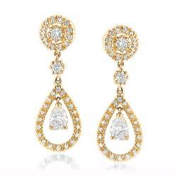 earrings for 18k gold designer drop earrings for 1 65ct