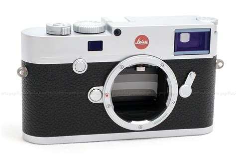 leica usa leica m10 silver digital rangefinder 20001