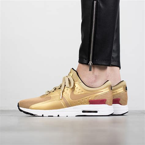 gold sneakers womens s shoes sneakers nike air max zero quot metallic gold