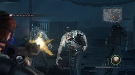 Ps3 Resident Evil Operation Racoon City Resident Evil Operation Raccoon City Screenshots For