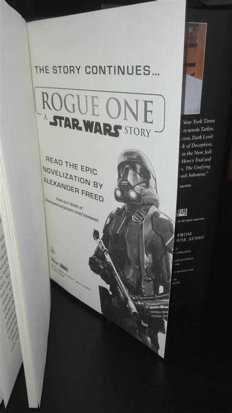 libro star wars catalyst a lit star wars catalyst a rogue one story untagged book spoilers tagged movie spoilers