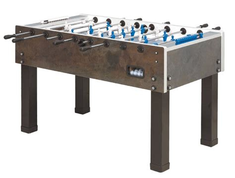 garlando g 500 granite outdoor foosball table in granite