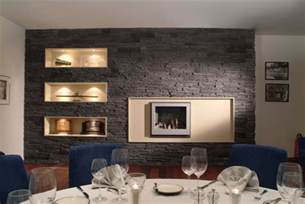 verblender wohnzimmer steinwand im wohnzimmer wanddeko mit verblendsteinen