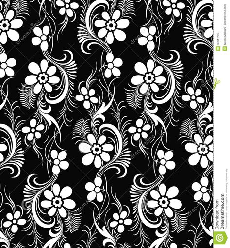 wallpaper design pattern vector seamless vector damask wallpaper royalty free stock photo