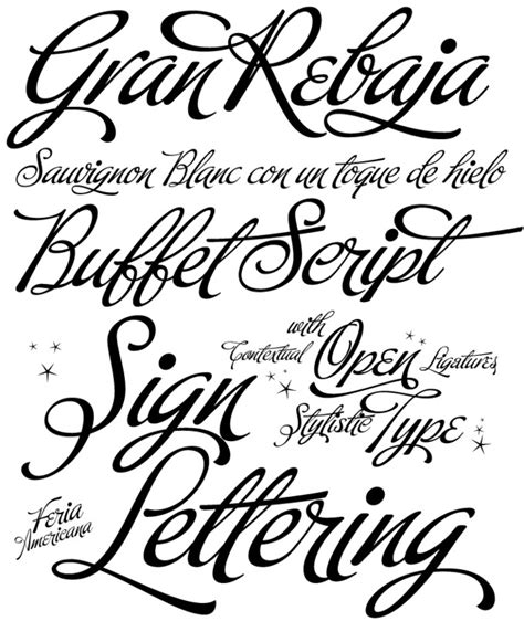 old latin tattoo fonts buffet script fonts by agency fonts on deviantart