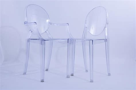 Acrylic Ghost Chair by Marianne S Rentals Acrylic Ghost Chair Clear Rentals