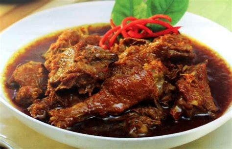 resep  membuat semur ayam kecap spesial enak dapur