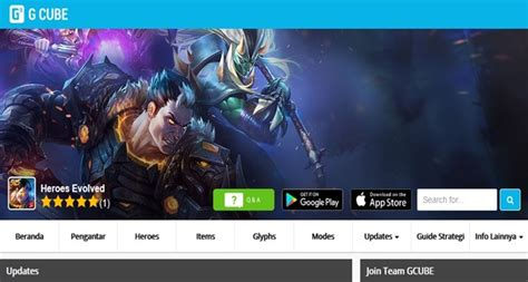 codashop heroes evolved indo heroes evolved game populer di indonesia