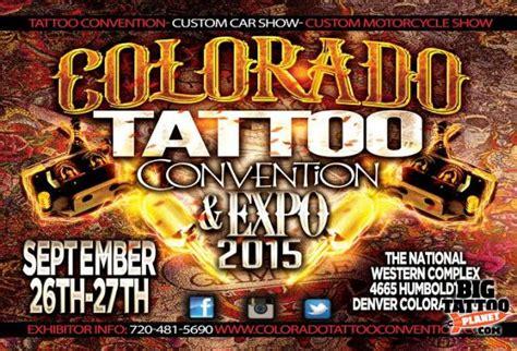 colorado tattoo convention colorado convention expo 2015 big