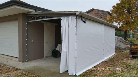 zilvetti tendaggi chiusure laterali per portici e tettoie zilvetti