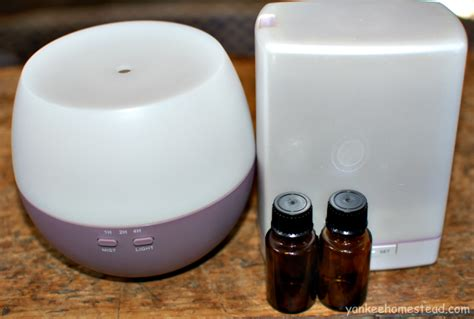 Essential Detox Humidifier by Essential Recipes For Diffusing Yankee Homestead