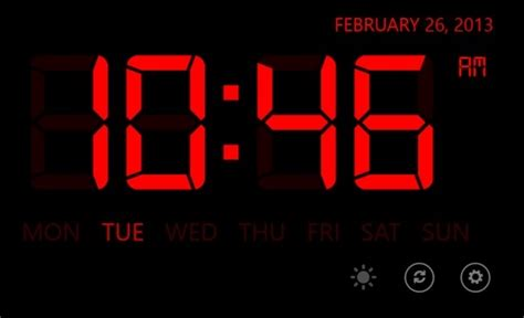 alarm clock for windows 8 up to