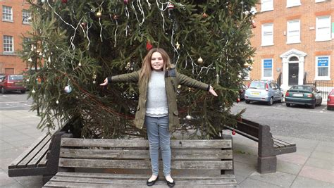 local christmas tree kent oh pays for town s decorations after seeing pitiful tree metro news