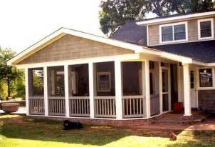 Screen Porch Designs For Houses by Charlotte Screen Porch Builder