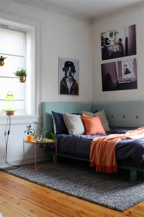 diy daybed headboard ideas flekke daybed hack ideas and diy projects apartment therapy
