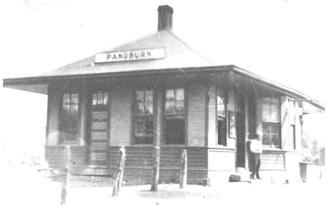 pangburn depot 1924 missouri and arkansas