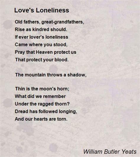 Wb Yeats Love S Loneliness Literature Pinterest Love