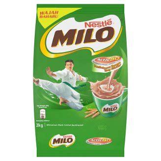 Milo Malaysia 400gr Active Go nestl 233 milo activ go softpack 2kg tesco groceries