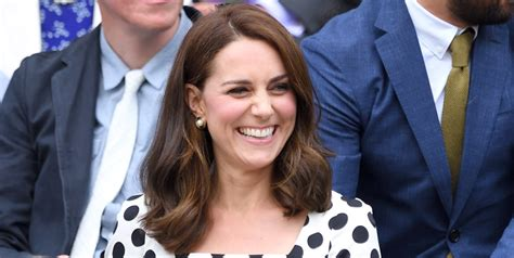 kate middleton s shocking new hairstyle kate middleton shows off new short haircut at wimbledon